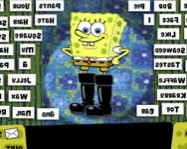 Sponge Bob squeky boot blurbs ingyen j�t�k
